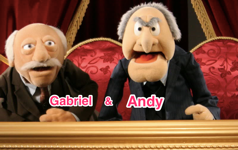 Gabe-And-Andy-equal-Waldorf-and-Statler