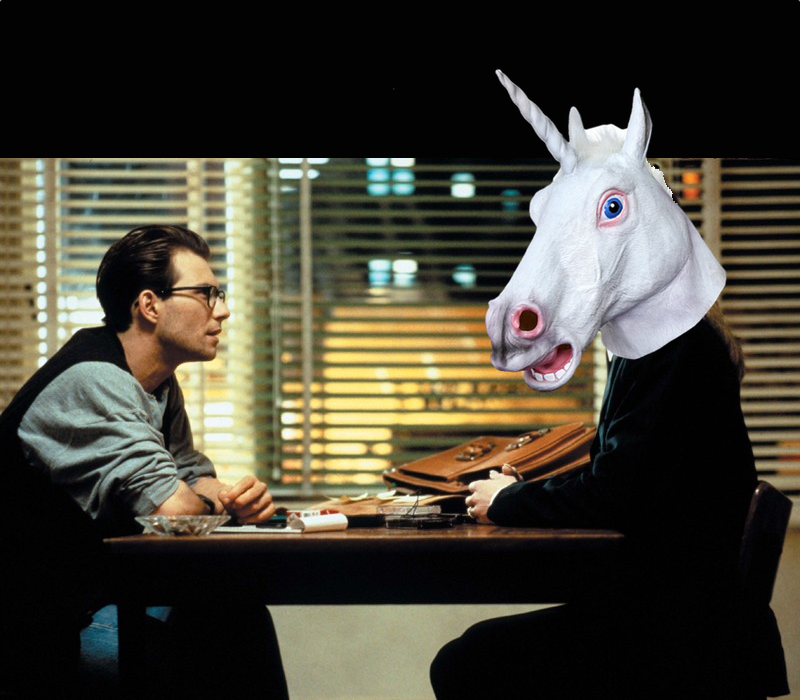Interview with a Unicorn