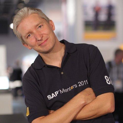Mark Finnern - SAP Mentor Evangelist