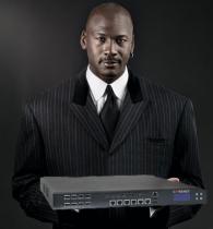 Michael Jordan selling switches