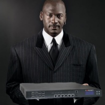 Michael Jordan selling switches