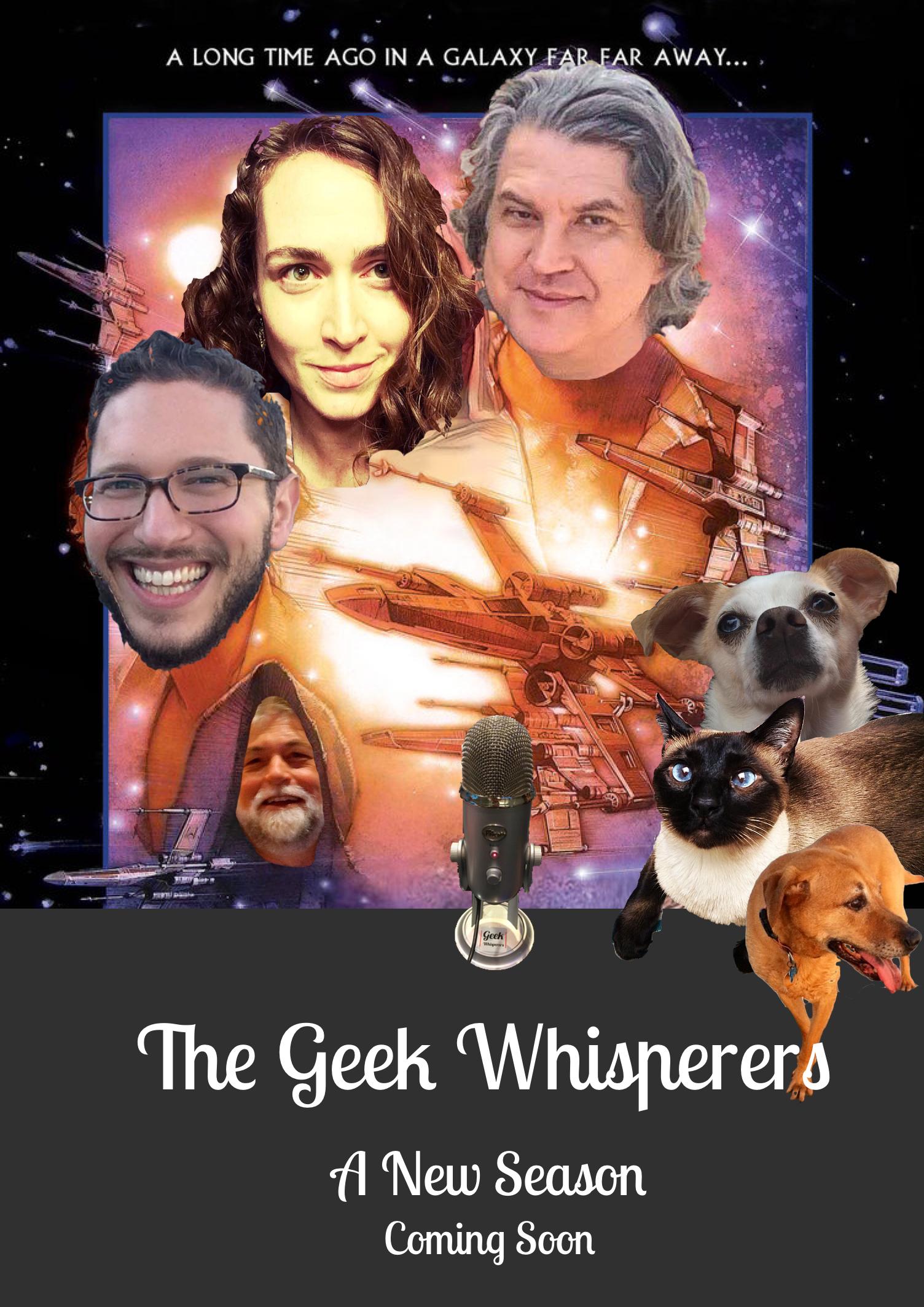 The Geek Whisperers are focusing on geek careers in 2015