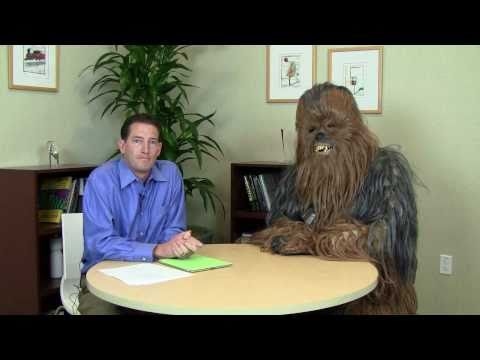 steve-and-his-wookiee