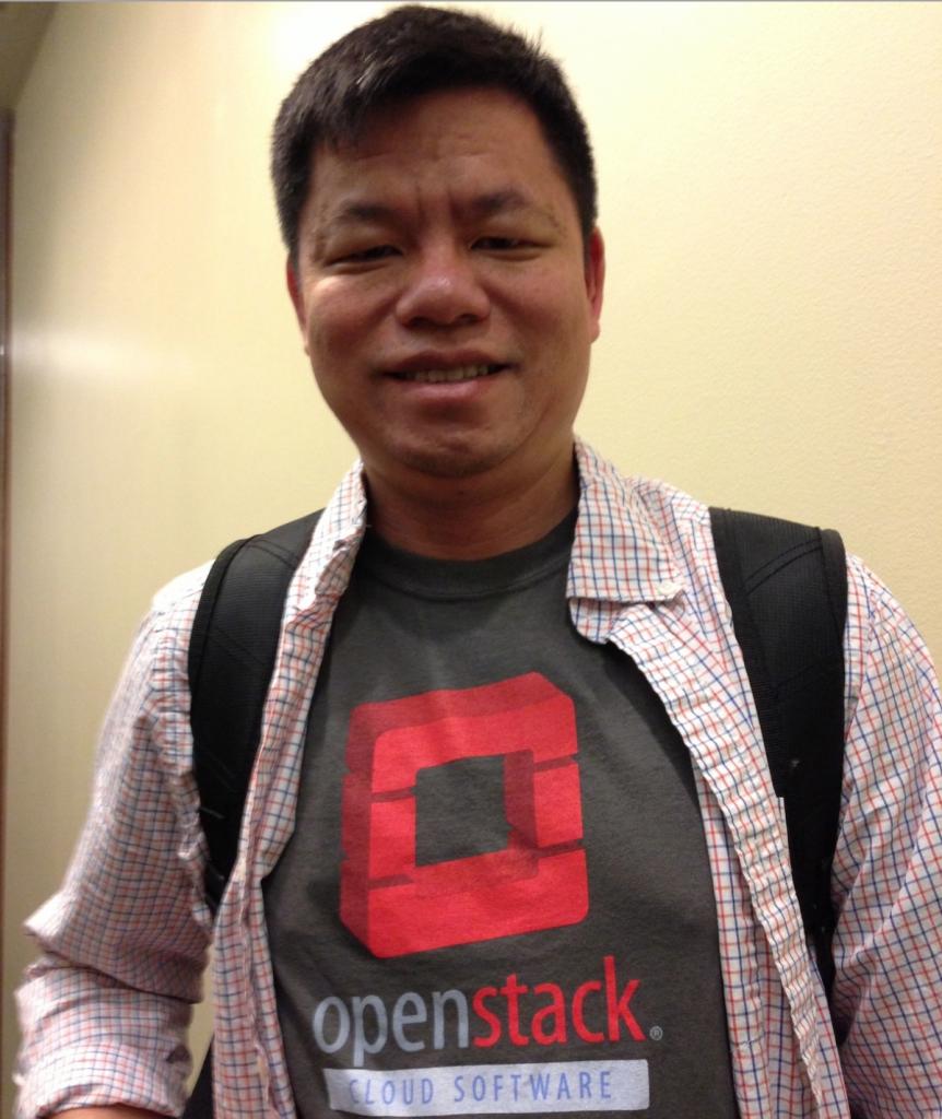 Kenneth Hui - OpenStack Evangelist